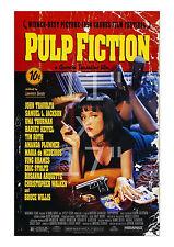 Uma Thurman, Pulp Fiction - 11x17 inch Vintage Film Movie Poster