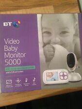 British Telecom 088305 Baby Monitor 5000
