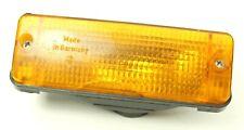 OEM 82-91 Audi 100 5000 Driver Side Bumper Turn Signal Lens/Bucket 443953049F