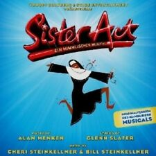 SISTER ACT CD ORIINAL SOUNDTRACK NEW+