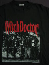 WITCHDOCTOR Official ©1992 L Rock Concert T-shirt NEVER WORN, NEVER WASHED