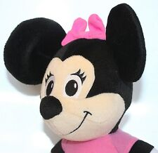 Fisher Price Talking Minnie Mouse Stuffed Animal Disney Plush Many Phrases Video