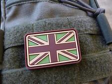 JTG - UK / Great Britain Flag Patch, multicam / 3D Rubber patch