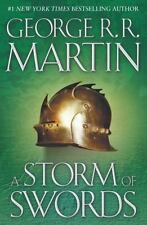 A Storm of Swords: A Song of Ice and Fire: Book Three: By Martin, George R.R.