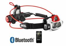 Petzl NAO + Plus  -  Ultra-powerful, rechargeable multi-beam headlamp 750 lumens