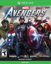 Marvel's Avengers Xbox One NO CD/KEY LEGGI DESCR 5 Sec delivery 🔥