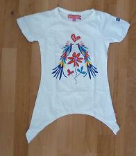 Dutch Bakery Babes Design öko flower power Tunika T-Shirt Gr 140 (134 128)