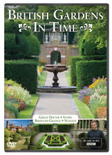 British Gardens in Time DVD (2014) Paul Copley ***NEW***