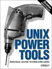 Unix Power Tools by Peek, Jerry