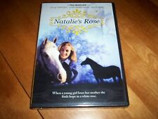 NATALIE'S ROSE Christmas Classic Family Horse Drama Holiday DVD SEALED NEW