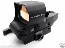 ADE ADVANCED OPTICS RED DOT RD2-007 REFLEX SIGHT - SUBSTITUTE FOR HOLOGRAPHIC