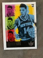 Allonzo Trier Level III RC - 2018-19 Panini Court King Level 3 Rookie Knicks