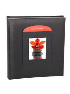 Buckram 5x7 Photo Slip In Album