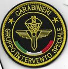 ITALIEN G.I.S. Carabinieri GIS Polizia Police Patch SEK Polizei Abzeichen Italia