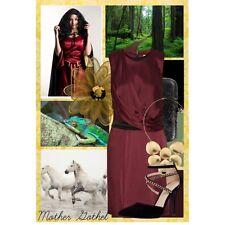 NWT Helmut Lang Sz 2 Quantum Satin Drape Drop Overlap Dress Burgundy Red $495