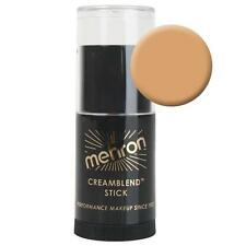 Mehron CreamBlend Stick - NEUTRAL BUFF - Cream Foundation - Stage Makeup - VEGAN