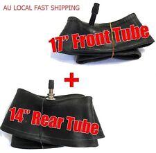 70/100-17 Inch Front Tyre Inner Tube+ 90/100-14 Inch Rear Inner Tube Dirt Bike