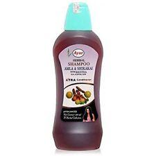 Ayur Herbal Shampoo Amla and Shikakai With Reetha For Normal Hair - 200 ml