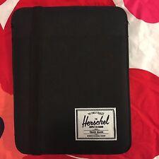 Herschel Black iPad Sleeve