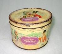Vintage Old Collectible Rare Mackintosh's Toffee Print Ad Litho Tin Box, England