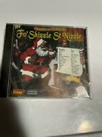 2002 KROQ Kevin and Bean's Christmas Fo Shizzle St Nizzle NEW CD SEALED Holiday