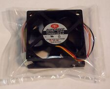 Superred CHD6012ES-A 12VDC 0.30A 3-Wire 60x20mm Square Case Fan
