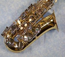 Selmer AS-600 Alto Saxophone Mint Condition w Case & Mouthpiece By Conn-Selmer