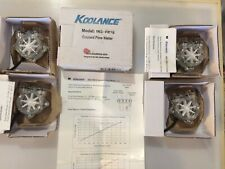 KOOLANCE iNS-FM-16 Coolant Flow Meter Lot Of 4 Open Box 10mm W/g Ring