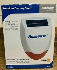 Response Premium Dummy Alarm Siren New
