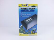 Tetra Whisper AP300 Aquarium Air Pump, for Deep Water Applications, New
