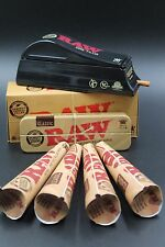Raw King Size Cone filler Super deal Pre rolled Cones Raw Tin