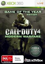 Call of Duty 4: Modern Warfare GOTY Edition *NEW & SEALED* Xbox 360