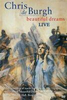 "CHRIS DE BURGH ""BEAUTIFUL DREAMS LIVE"" DVD NEU"