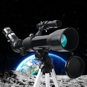 HD Astronomical Telescope With Tripod Professional Zoom Monocular Moon Bird Gift