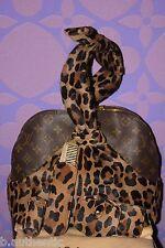 Louis Vuitton Alaia Azzedine Centenaire Monogram Leopard Alma 5Piece Set Limited