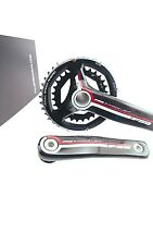 FSA K-Force Light Carbon Crankset M10 40/28t 175mm + Ceramic BB30 Bike NEW NIB