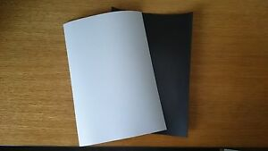 SELF ADHESIVE MAGNET A3 Sheet  .75 mm thick adhesive backed magnetic sheeting