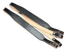 Bretelles de accordéon, courroies en cuir, 32-60 basses, accordion straps noir