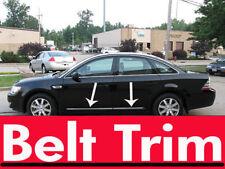 Ford TAURUS CHROME SIDE BELT TRIM DOOR MOLDING 2008 2009 2010-2018