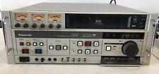 Panasonic professional S-VHS VCR AG-7500