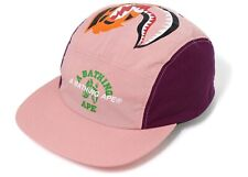 Bape Tiger Shark Jet Cap Pink