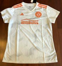 Adidas FC Atlanta Women's Soccer Jersey -- Size: Large -- NWT