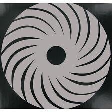 Espiral & Peel & Stick Acrílico Espejos del Círculo. la decoración del hogar artesanías nuevo 28022