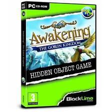 Awakening: The Goblin Kingdom Hidden Object Game - PC DVD - New & Sealed