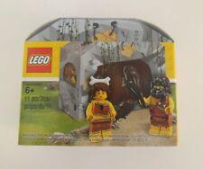 Lego 5004936 Iconic Caveman and Cavewoman Minifigures NEW