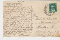 germany 1920s stamps card ref 18943
