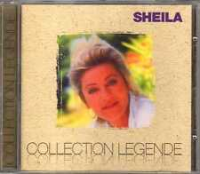 Sheila - Collection Légende - CDA - 1999 - Pop