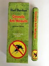 Wholesale Hari Darshan Ethical Incense 120 Stick Box Citronella Fragrance