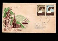 Papua & New Guinea Port Moresby 1st Day 1964 Common Election 2/3 & 5d Cover 5l