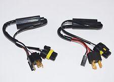 2 x Easy Relay Harness For H4/9003 Hi/Lo Bi-Xenon HID Bulbs Wiring Controllers